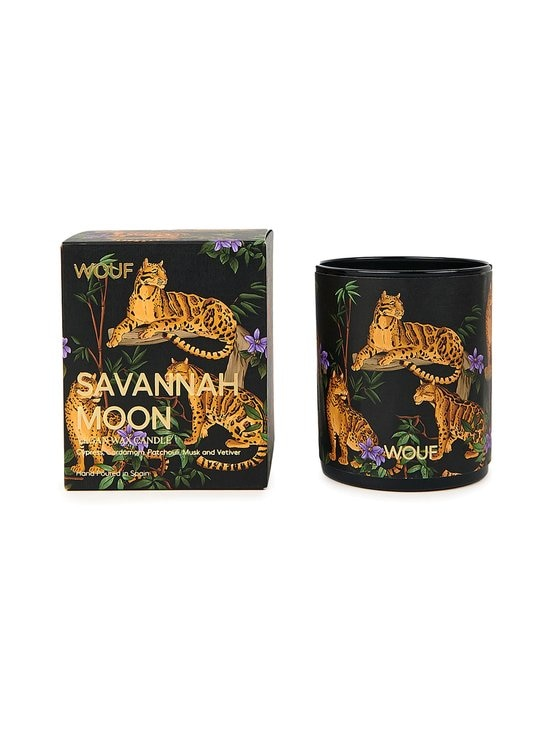 WOUF - Savannah Moon -tuoksukynttilä - MULTICOLOR   Stockmann - photo 2