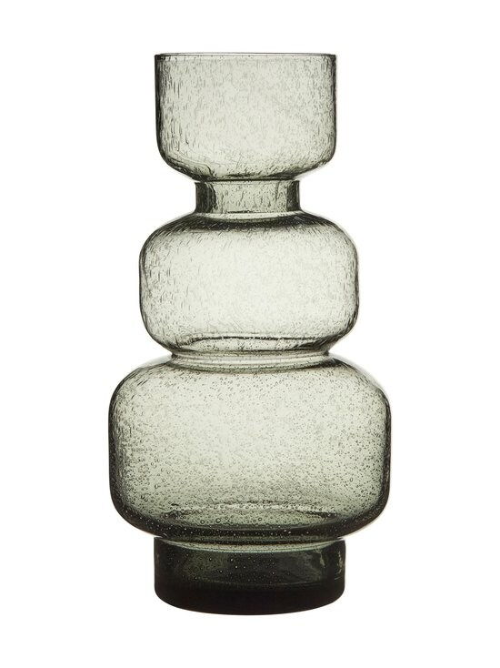 Wikholm Form - Adele Vase -maljakko 6,5 x 21 cm - SMOKE | Stockmann - photo 1