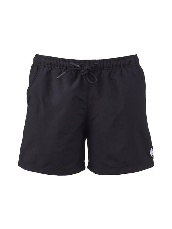 MARCELO BURLON - Cross Swimming Shorts -uimashortsit - BLACK | Stockmann - photo 1