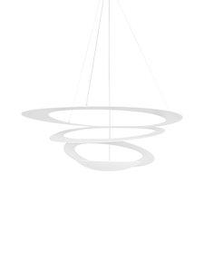 Artemide - Pirce mini sospensione Halo -riippuvalaisin 69 cm - VALKOINEN | Stockmann