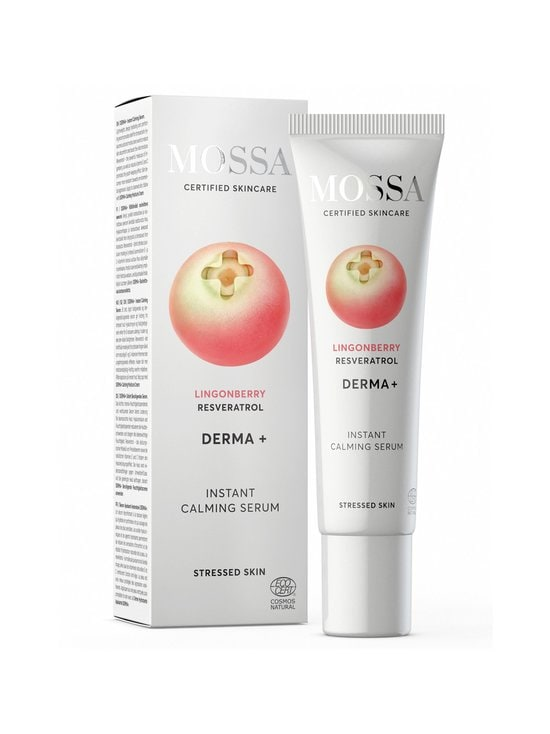 Mossa - Derma+ DERMA+ Instant Calming Serum -kasvoseerumi 30 ml - NOCOL | Stockmann - photo 1