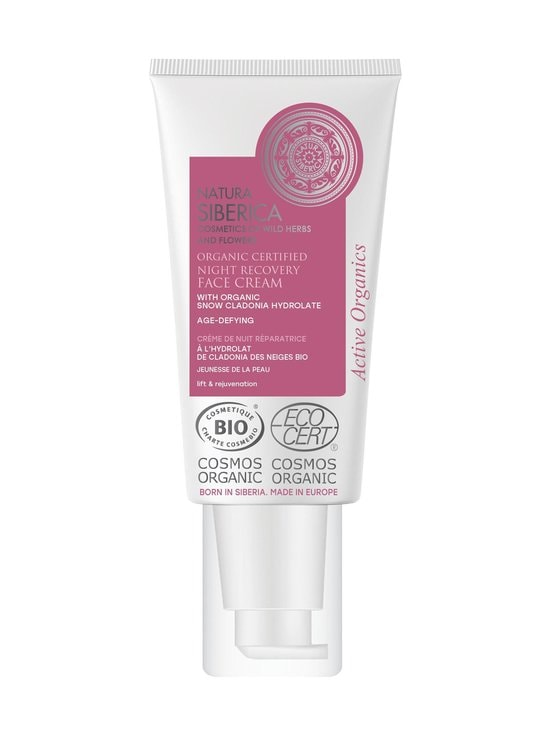 Natura Siberica - Night Recovery Face Cream -yövoide 50 ml - NOCOL | Stockmann - photo 1