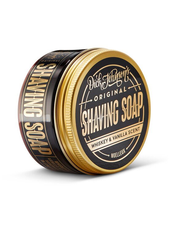 Dick Johnson - Shaving Soap Moelleux -parranajosaippua 80 g - NOCOL   Stockmann - photo 1