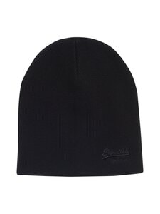 Superdry - VINTAGE LOGO CLASSIC -puuvillapipo - 02A BLACK | Stockmann