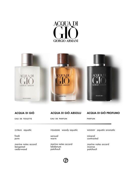 Armani - Acqua Di Gio EdT -tuoksu | Stockmann - photo 17