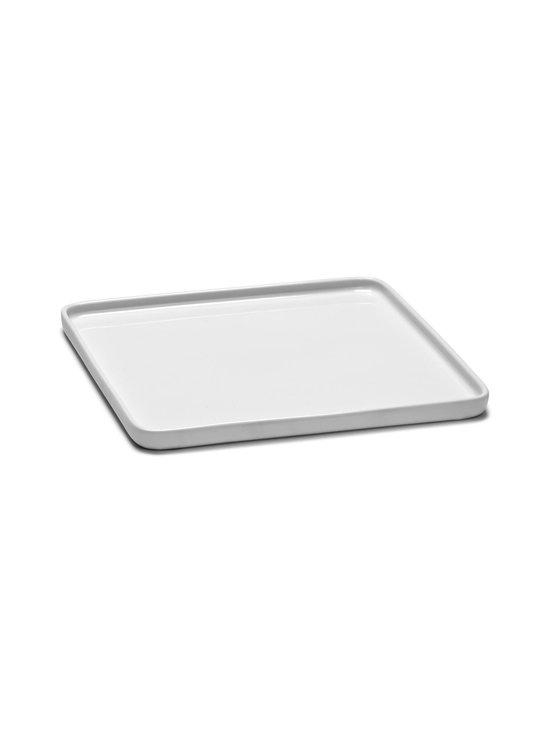 Serax - Heii Plate Square -lautanen 20 x 20 cm - WHITE | Stockmann - photo 1