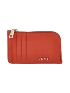 Dkny - Bryant Zip Card Holder -korttikotelo - 0CA - CARROT | Stockmann