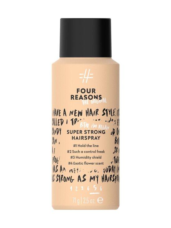 Four Reasons - Original Super Strong Hairspray -hiuskiinne 100 ml - NOCOL | Stockmann - photo 1