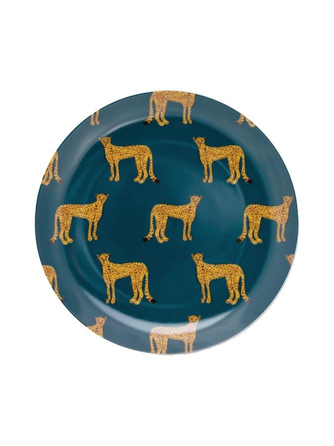 Breakfast Plate Cheetah -lautanen 21,5 cm
