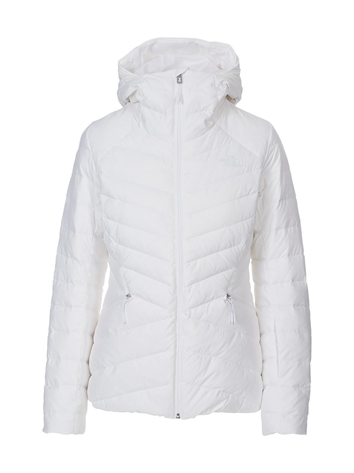 TNF White (valkoinen) The North Face W Moonlight Down Jacket ... 35c51470a9