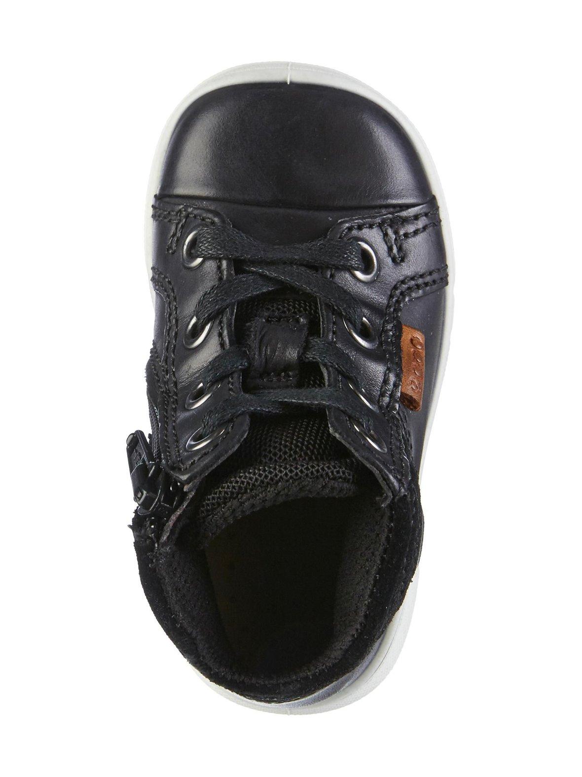 Black (musta) Ecco First-nahkakengät 754021  e82f3654be