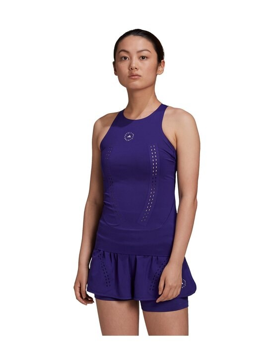 adidas by Stella McCartney - Truepur Tank -toppi - CPURPL | Stockmann - photo 3