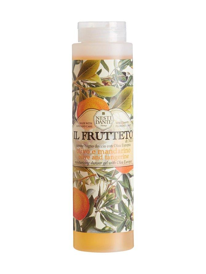 Il Frutteto Olive Oil & Tangerine Shower Gel -suihkugeeli 300 ml