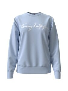 Tommy Hilfiger - Regular Graphic C-NK -collegepaita - C1O BREEZY BLUE | Stockmann