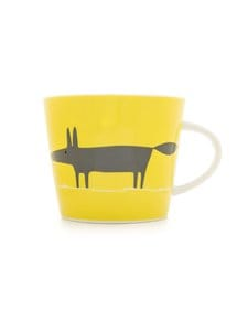 Scion - Mr Fox -muki 350 ml - YELLOW | Stockmann