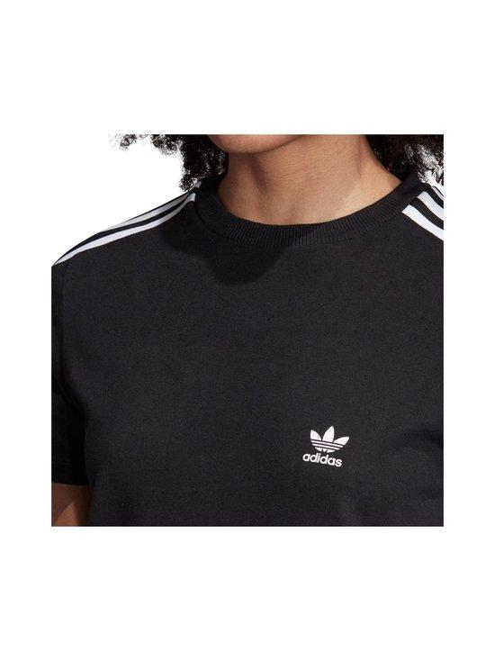 adidas Originals - 3-Stripes Tee -paita - BLACK | Stockmann - photo 5
