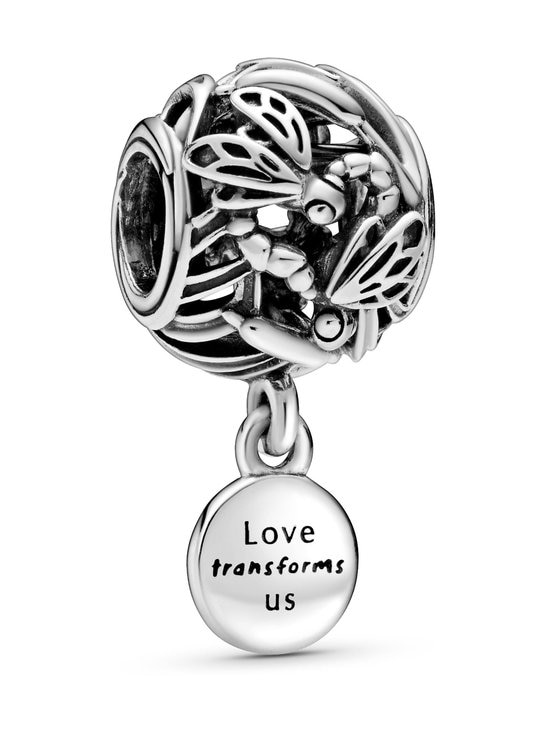 Pandora - Openwork Dragonfly Love -hela - SILVER | Stockmann - photo 1