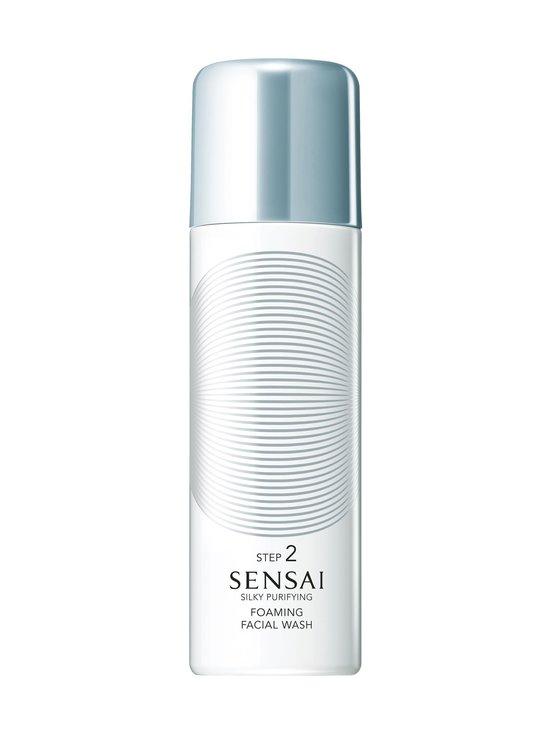 Sensai - Silky Purifying Foaming Facial Wash -puhdistusvaahto 150 ml - 10   Stockmann - photo 1