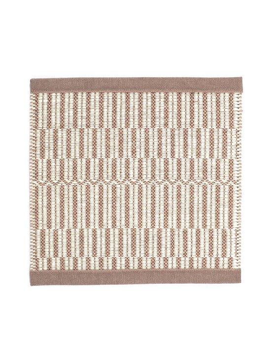 VM-Carpet - Duo Latua -matto - 7172 WHITE/BEIGE WHITE/BEIGE   Stockmann - photo 1