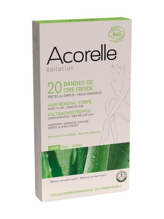 Acorelle - Kylmävahaliuskat vartalolle 20 kpl | Stockmann - photo 1