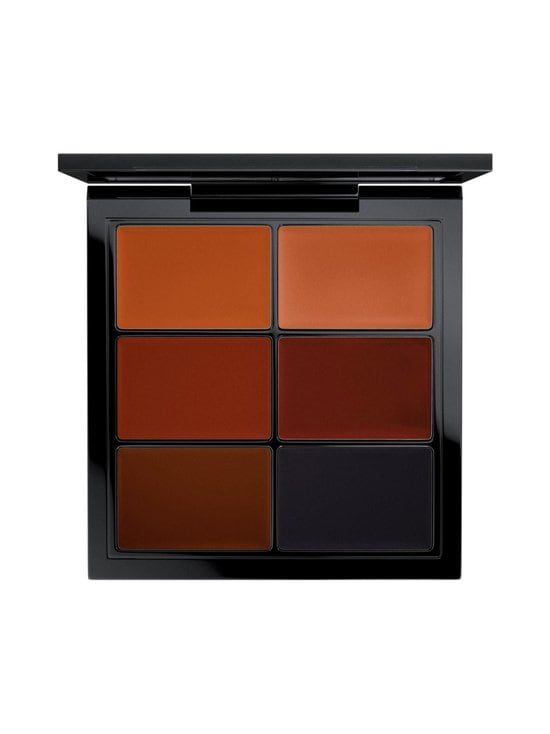 MAC - Studio Fix Conceal and Correct Palette -peiteväripaletti - EXTRA DEEP 6 | Stockmann - photo 1