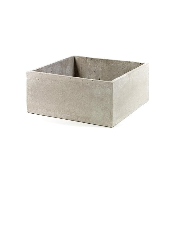 Serax - Cement Pot -ruukku 29 x 13 x 29 cm - HARMAA | Stockmann - photo 1