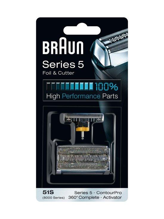 Braun - 51S-vaihtoterä ja teräverkko - null | Stockmann - photo 1