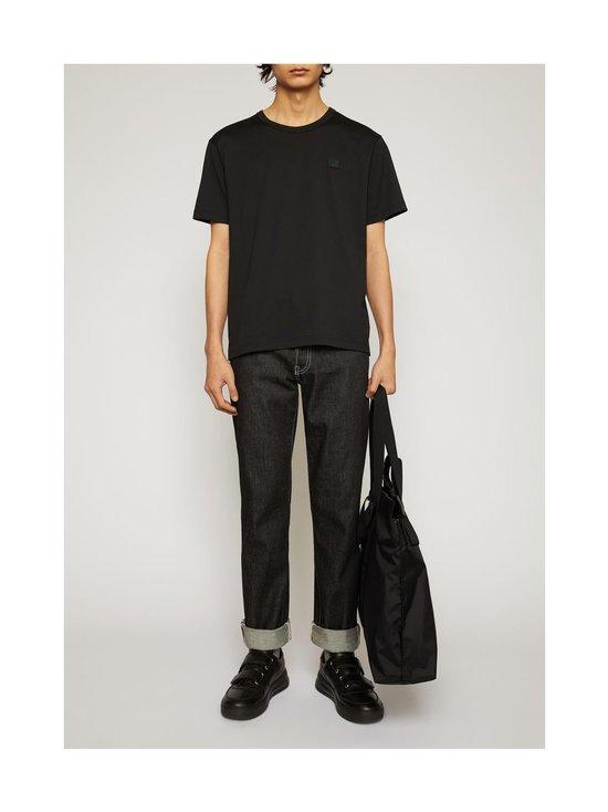 Acne Studios - Nash Face T-Shirt -paita - 900 BLACK | Stockmann - photo 2