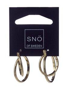 Snö Of Sweden - Alba Small Ring -korvakorut - PLAIN G | Stockmann