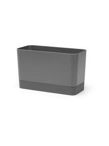 Brabantia - Sink Organiser -säilytysteline valutusalustalla - DARK GREY | Stockmann