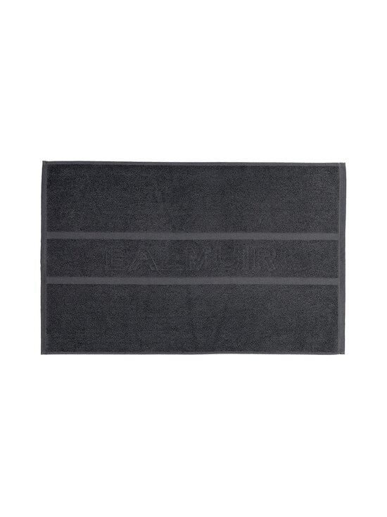 Balmuir - Como Logo -kylpyhuonematto 50 x 80 cm - 102 DARK GREY | Stockmann - photo 1