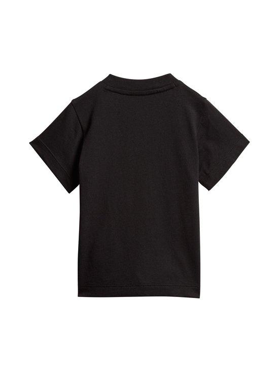 adidas Originals - Trefoil Tee -paita - BLACK/WHITE   Stockmann - photo 2