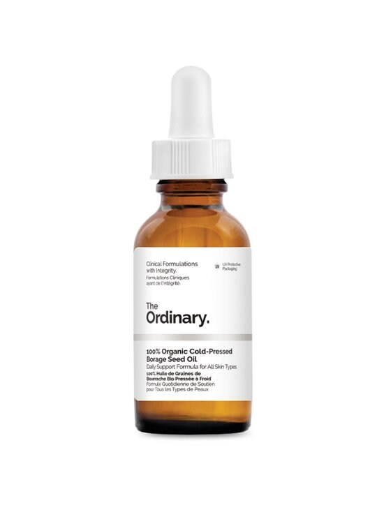 The Ordinary - 100 % Organic Cold-Pressed Borage Seed Oil -öljy 30 ml - NOCOL | Stockmann - photo 1