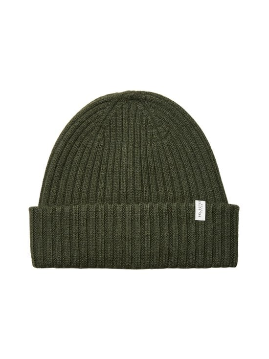 Selected - SlhMerino Cardigan Beanie -villapipo - ROSIN | Stockmann - photo 1