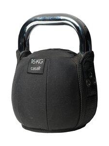Casall - Kettlebell soft 16 kg -kahvakuula - 901 BLACK | Stockmann