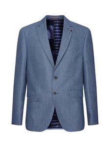 Tommy Hilfiger Tailored - Regular Fit -bleiseri - 0ZY NAVY/LIGHT BLUE/WHITE | Stockmann