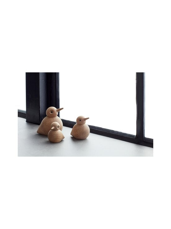 Andersen - Birdie-koriste 7.5 x 5.7 cm - OAK   Stockmann - photo 3