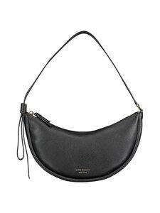 kate spade new york - Smile Small Shoulder Bag -nahkalaukku - 001U BLACK | Stockmann