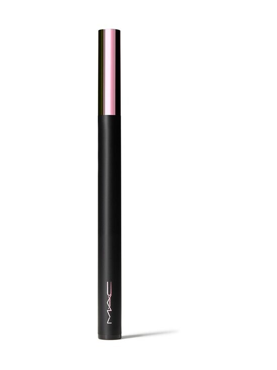 MAC - BLACK CHERRY BRUSHSTROKE LINER -nestemäinen silmänrajauskynä 2,5 ml - BRUSHBLACK   Stockmann - photo 2