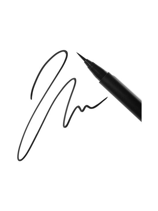 MAC - BLACK CHERRY BRUSHSTROKE LINER -nestemäinen silmänrajauskynä 2,5 ml - BRUSHBLACK   Stockmann - photo 3