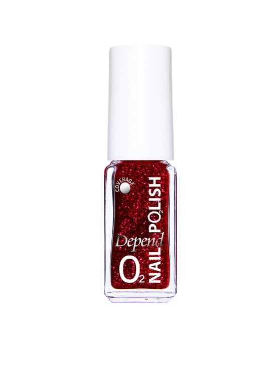 Depend - O2-kynsilakka 5 ml - 5104 RED FLING | Stockmann - photo 1