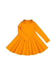Gugguu - Half Turtle Neck -mekko - TANNED YELLOW | Stockmann