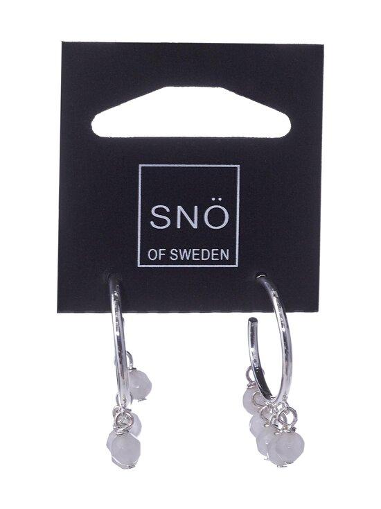 Snö Of Sweden - Roc Ring -korvakorut - WHITE | Stockmann - photo 1
