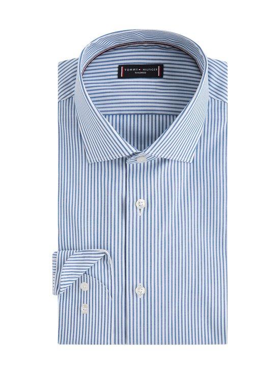 Tommy Hilfiger Tailored - Stripe Classic Slim -kauluspaita - 0GY BLUE/WHITE | Stockmann - photo 2
