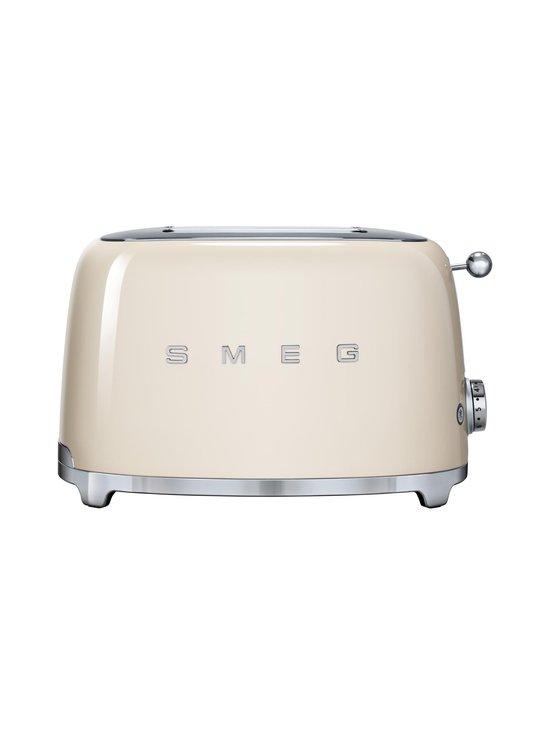 Smeg - TSF01CREU-leivänpaahdin, 2 viipaleelle - LUONNONVALKOINEN | Stockmann - photo 1