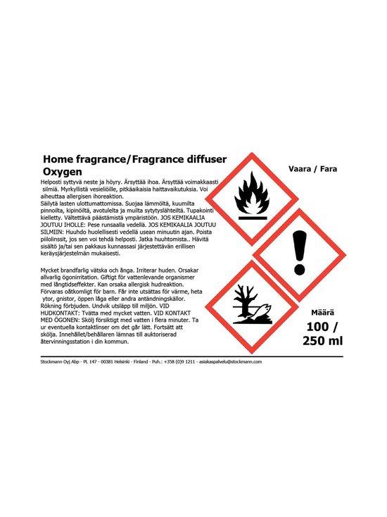 Millefiori - Zona Oxygen -täyttöpakkaus 250 ml - null | Stockmann - photo 2