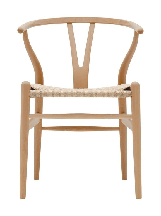 Carl Hansen&Son - CH 24 Wishbone -tuoli - LAKATTU PYÖKKI | Stockmann - photo 1