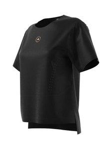 adidas by Stella McCartney - Truestr L TEE -paita - BLACK | Stockmann