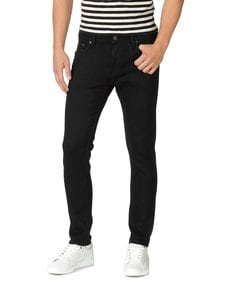Jack & Jones - JjiGlenn Slim fit -farkut - BLACK DENIM (MUSTA) | Stockmann