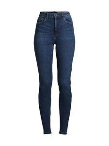 Noisy may - NmCallie Chic High Waist Skinny Fit -farkut - DARK BLUE DENIM | Stockmann